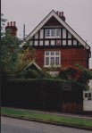 Ruth lived here with George Ellis at his practice on Sanderstead Hill