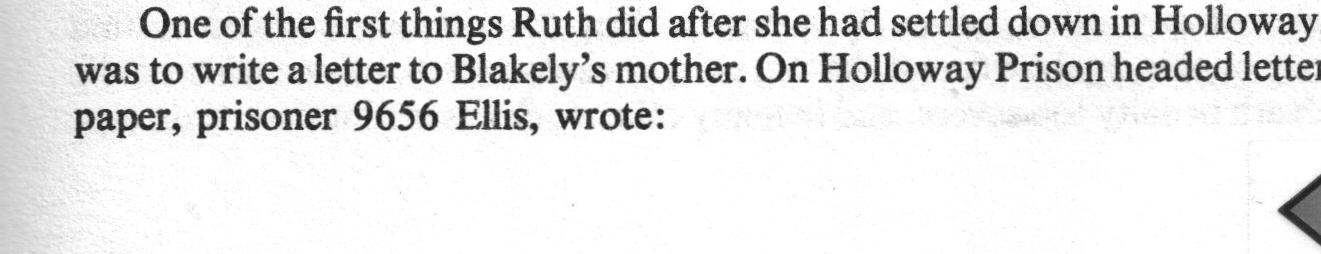 Ruth Ellis Letter Van Den B 1